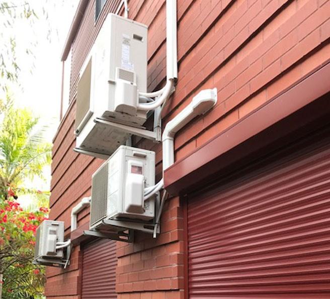split-system-installation